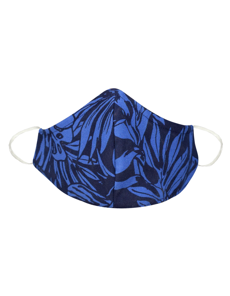Blue Face Mask adults