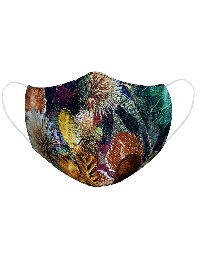 Printed Face Mask Victoria