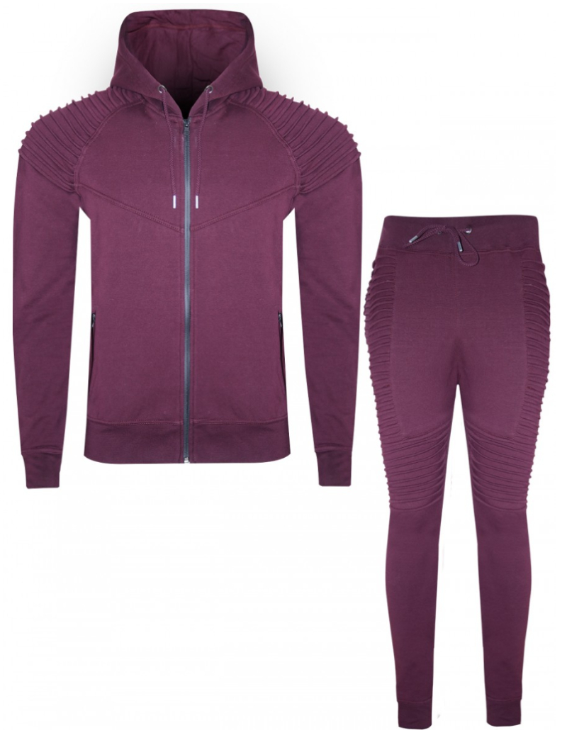 Ruched Tracksuit Colin