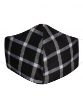 Checkered Face Mask Adults