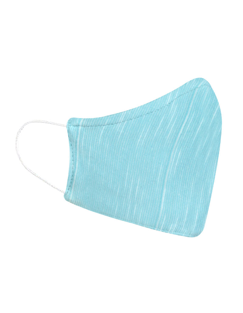 Turq Blue Face Mask Adults